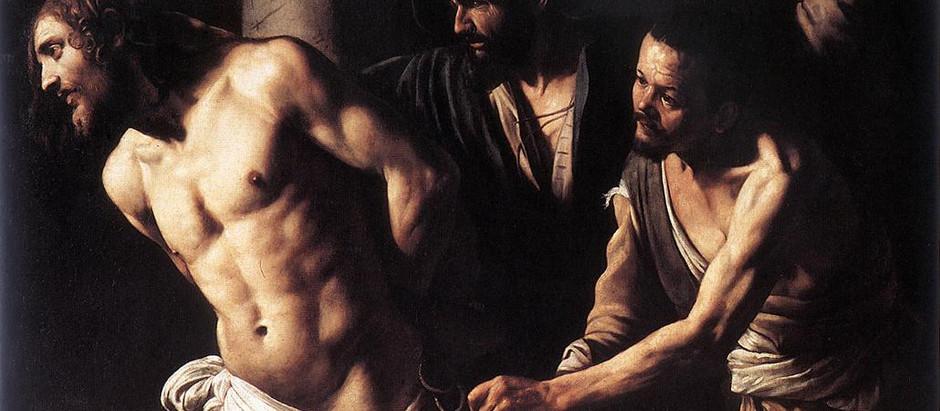 La crocifissione - Pier Paolo Pasolini