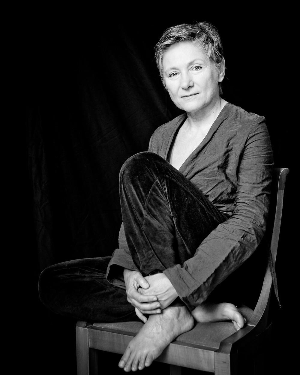 Mariangela Gualtieri (Foto di Rolando Paolo Guerzoni)