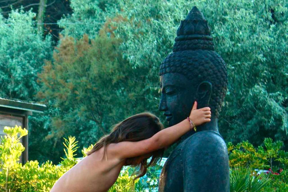 Buddha in riviera,© Nino Campisi 2011