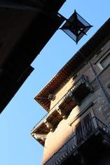 Il cielo sopra Siena, Dic. 2011© Nino Campisi