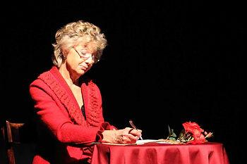 Gioia Cacciari al Teatro del Navile