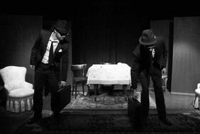 2012 - Il compleanno di Harold Pinter - Regia di Nino Campisi
