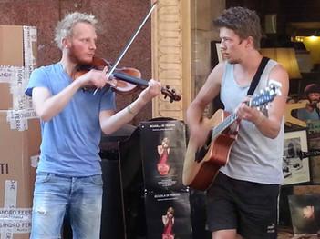 Chitarra e violino