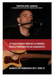 Paolo Piermattei - Io non penso seguo la massa