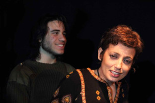 Lorenzo Romanazzi e Agnese Corsi