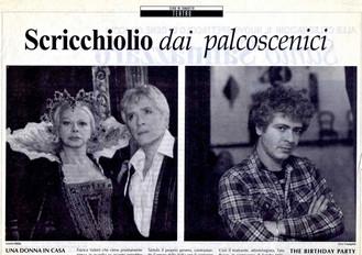 Archivio storico - 1998 -1999