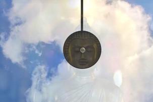Buddha in the Sky