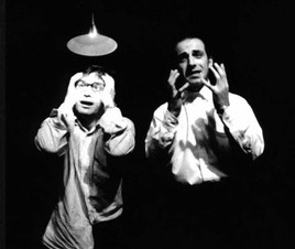 1999 - I nani di Harold Pinter (3° edizione)  - Regia di Nino Campisi