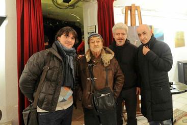 Vox Poetica - Marco Alemanno e Lucio Dalla con Nino Campisi e Paolo Piermattei