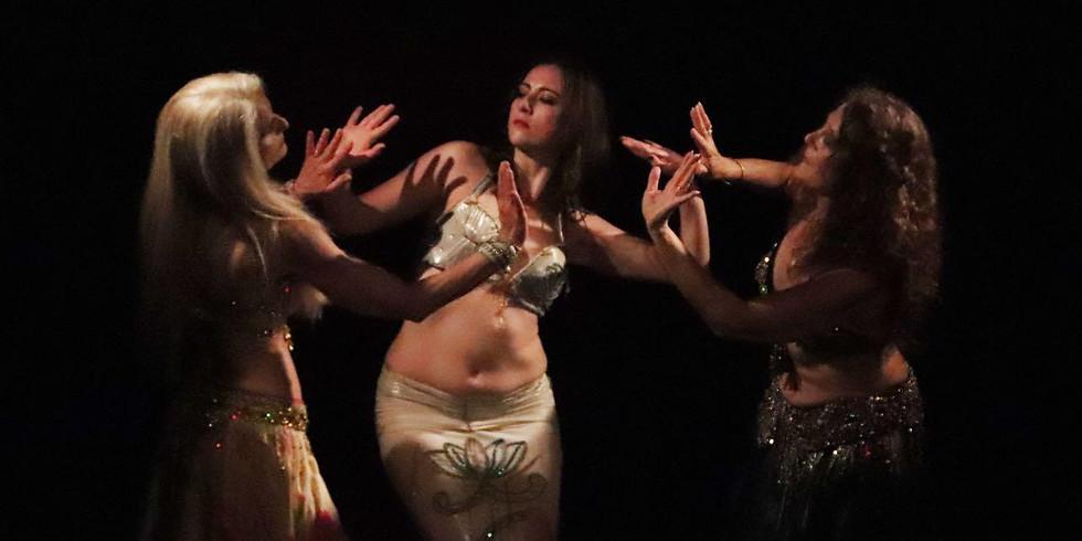 Stages di Danza Orientale (1) - Lezione di Raqsharki