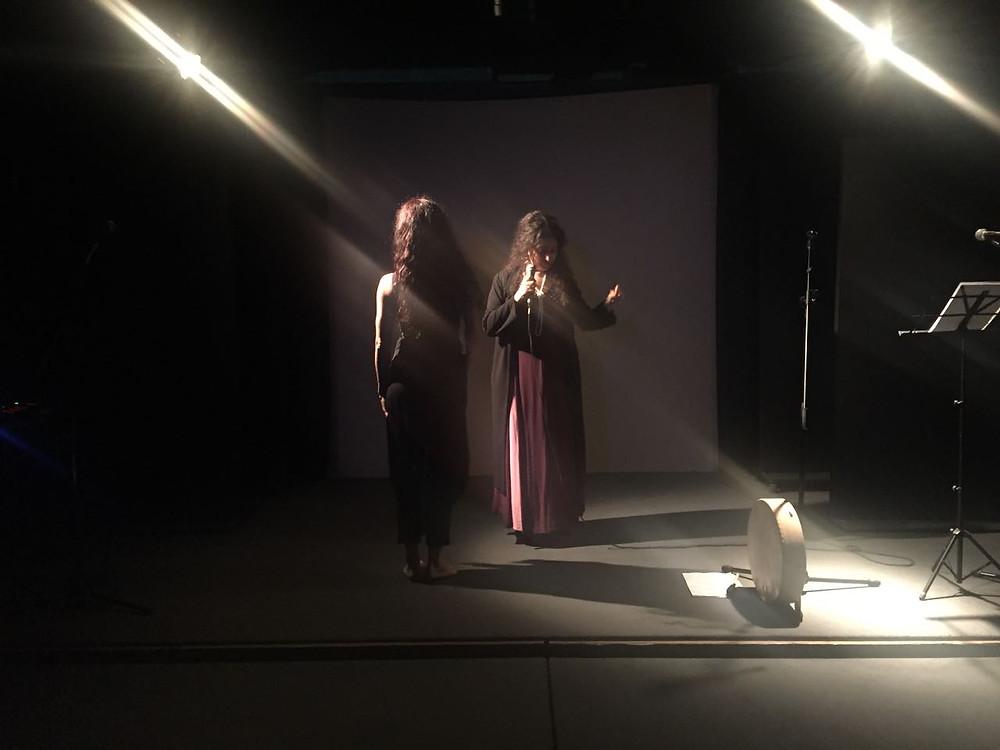 Chiara Mogavero e Debora Longini