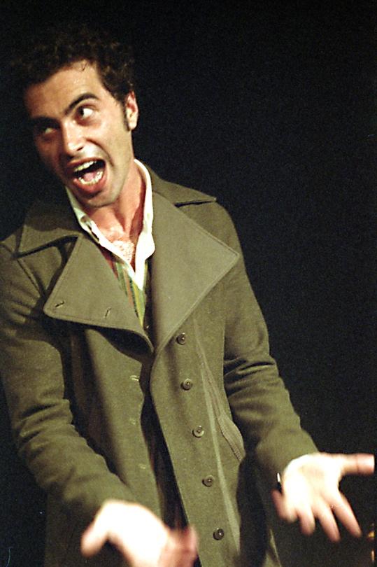 2004-L'orso di A.Ceckov regia di Nino Campisi