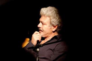 Nino Campisi al Teatro del Navile (foto G. Orlandi, 2009)