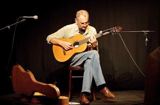 Jimmy Villotti al Teatro del Navile