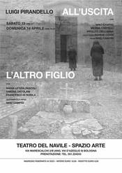 Luigi Pirandello - L'altro figlio - All'uscita