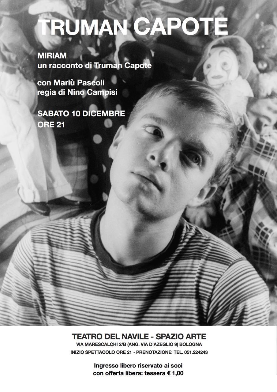 Truman Capote - Miriam