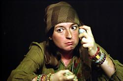 2004-Sola in casa (D.Buzzati)