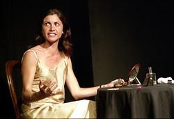 2004-I suggeritori di D. Buzzati, regia di Nino Campisi e Angela Baviera