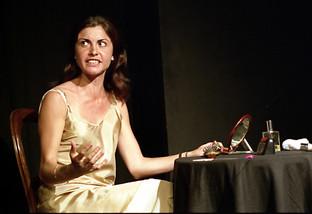 2004 - I suggeritori di Dino Buzzati - Regia di Nino Campisi e Angela Baviera.