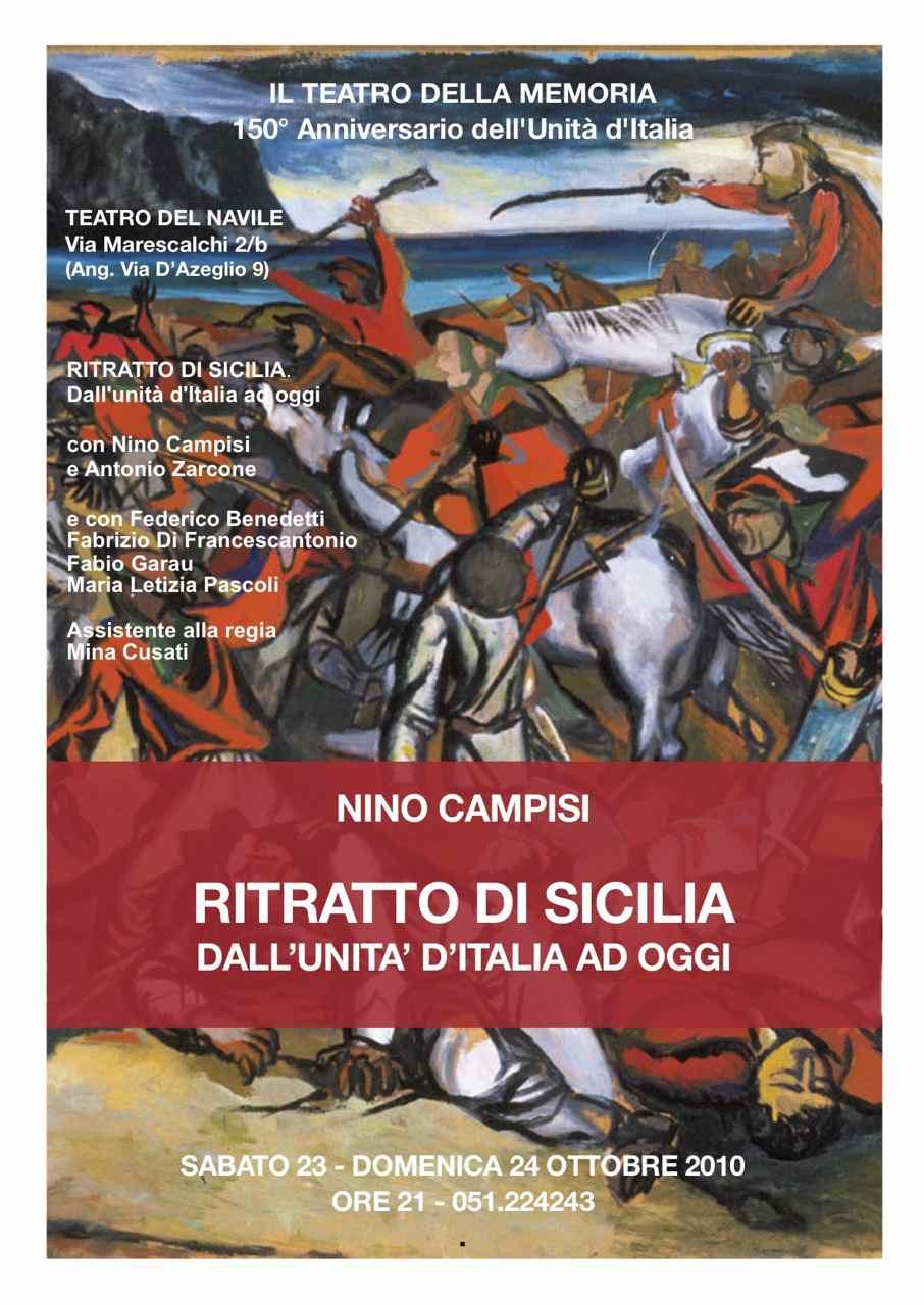 Ritratto di Sicilia - 2010-2011