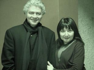 Nino Campisi e Mila Moretti - Una specie di Alaska di Harold Pinter - 2004