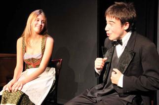 La domanda di matrimonio di Anton Cechov - Regia di Nino Campisi
