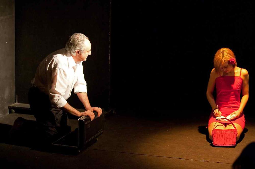 Incantesimo in stazione di Maurizio Corrado, Teatro del Navile, 4 aprile 2009