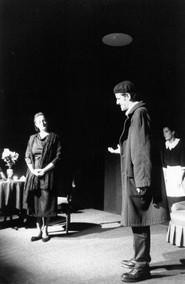2000 - L'Orso (Anton Cechov) - Regia di Nino Campisi