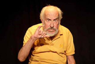 Enzo Robutti al Teatro del Navile (foto G. Orlandi, 2009) - 02