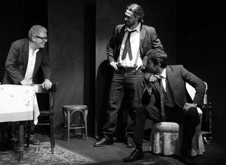 2012 - Il compleanno di Harold Pinter - Regia di Nino Campisi - 27
