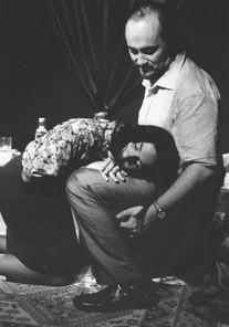 2000 - L'amante di Harold Pinter - Regia di Nino Campisi