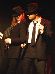 2004 - The Blues Brothers Musical Show - Regia di Nino Campisi