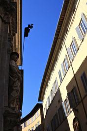 Il cielo sopra Siena, 2012 © Nino Campisi