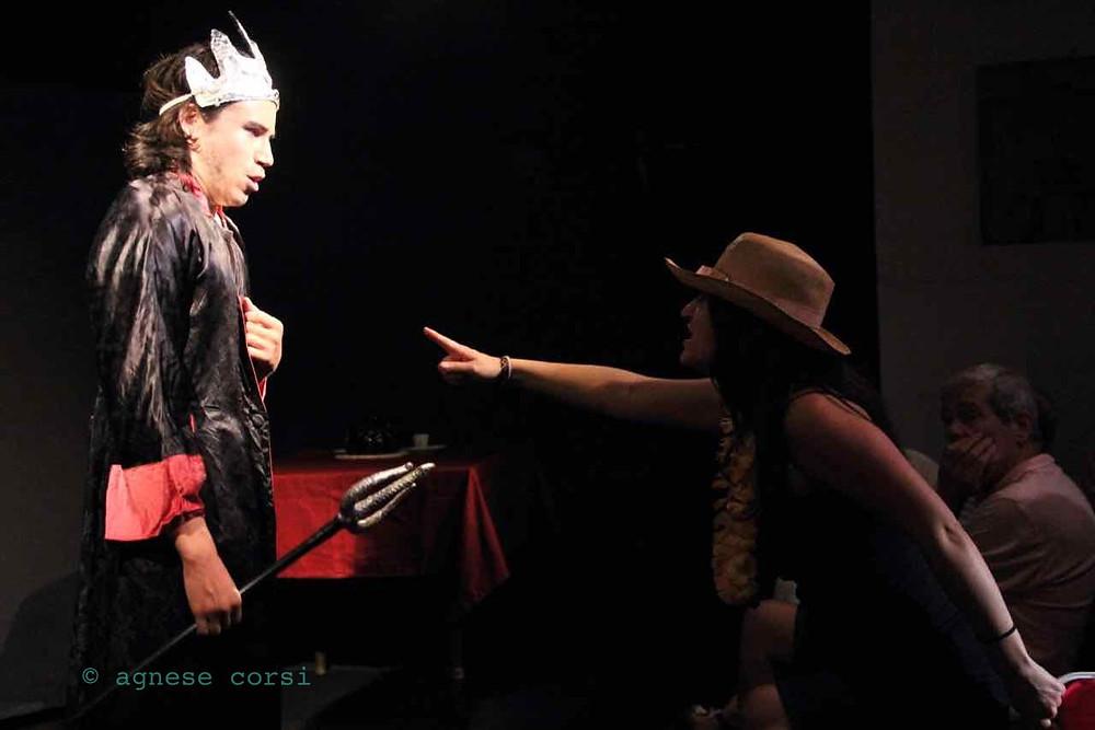 Scuola di Teatro diretta da Nino Campisi