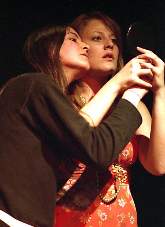 2004 - Le serve (J.Genet) regia di Nino Campisi - 1.