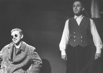 2000 - Finale di partita di Samuel Beckett - Regia di Nino Campisi