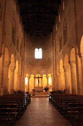 Altare, Sant'Antimo, 2011