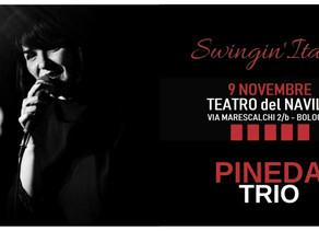 Swingin'Italy - Pineda Trio in concerto