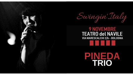 Swingin'Italy - Pineda Trio in concerto