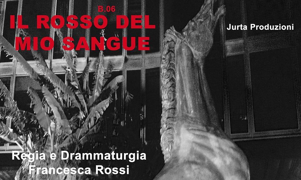 Il rosso del mio sangue di Francesca Rossi