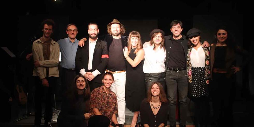 Teatro-Canzone - Leo Ferré  e i maledetti francesi (2)