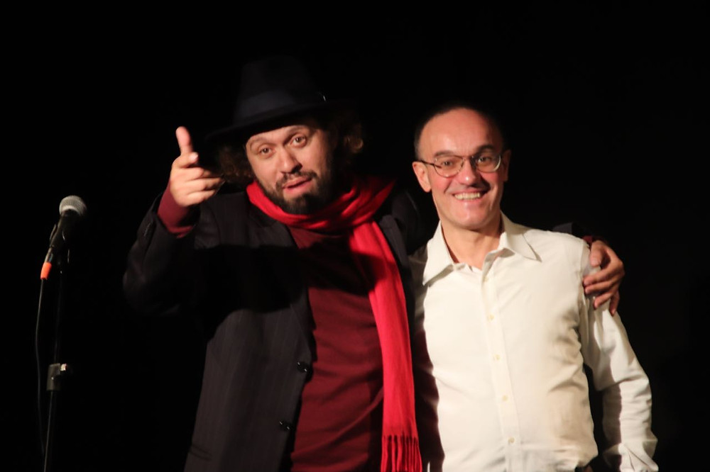 Gian Marco Basta e Claudio Giovannini