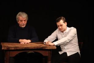 Il reticolo di Hartmann di Maurizio Corrado. Una regia di Nino Campisi