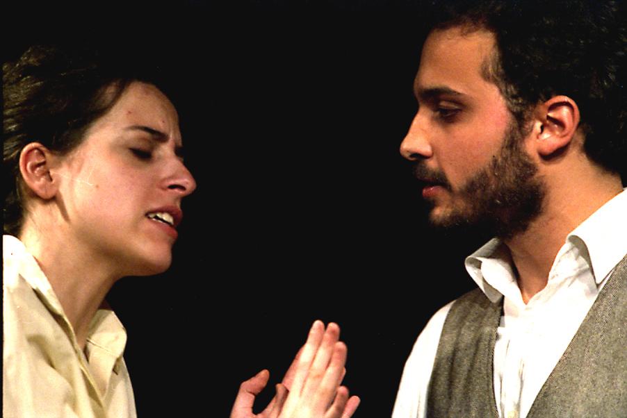 2004-La morsa (L.Pirandello) regia di Nino Campisi