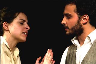 2004 - La morsa (L.Pirandello )- Regia di Nino Campisi