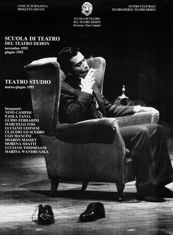 1992-1993- Il Teatro Studio al Dehon