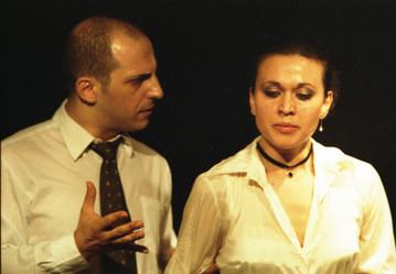2003 - La morsa di Luigi Pirandello - Regia di Nino Campisi