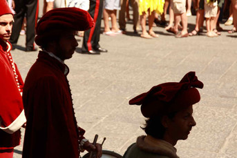 Apertura delle cacce - Montalcino 2013