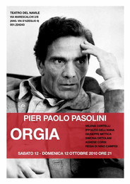 Pier Paolo Pasolini - Orgia