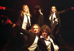 2004 - The Blues Brothers Musical Show testi e regia di Nino Campisi